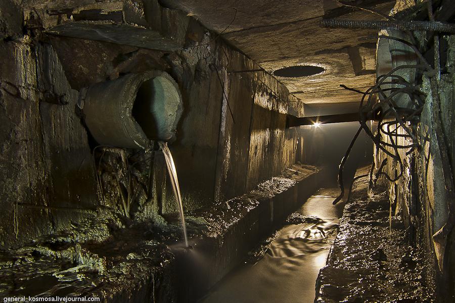 Подземные реки Киева