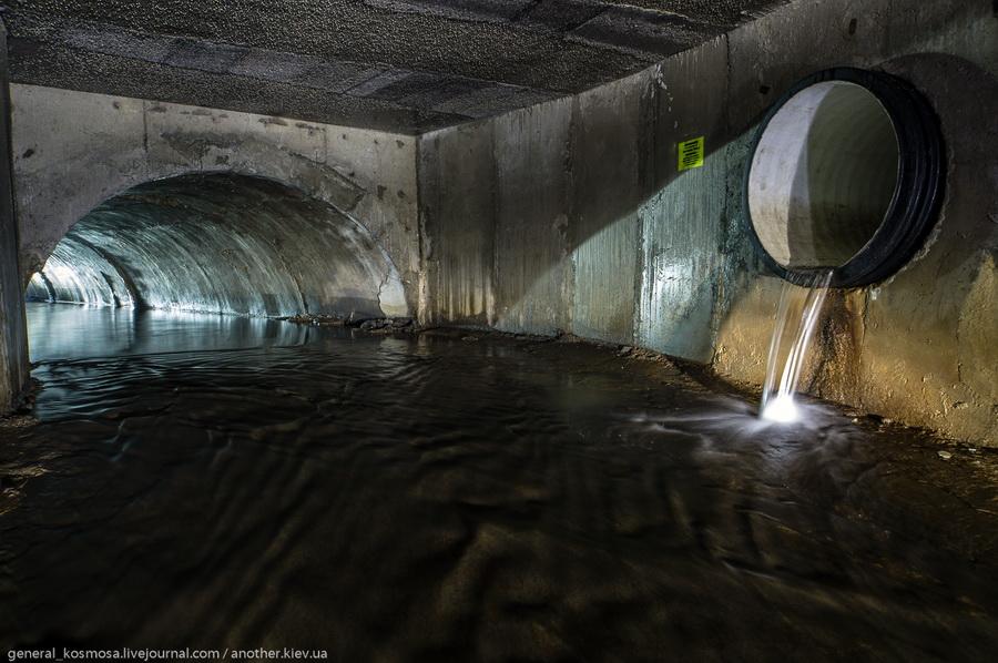 Guide to tunnel underground river Klov