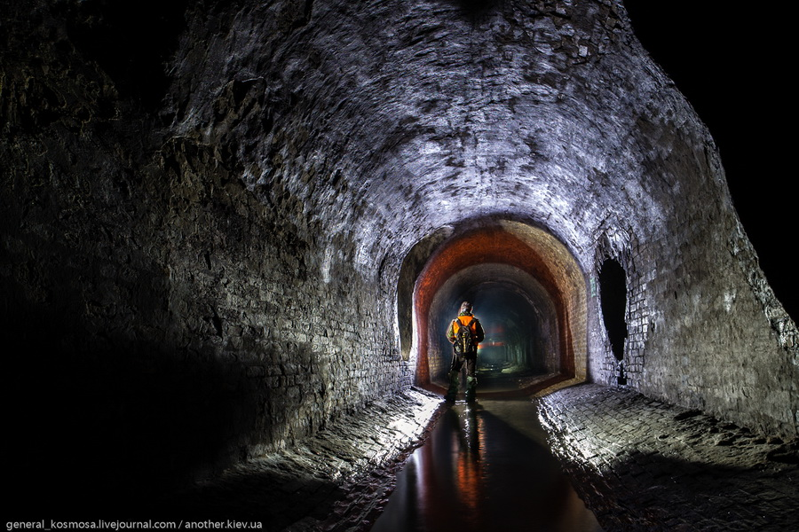 _igp7934 KLOV: MOST BEAUTIFUL UNDERGROUND RIVER IN KIEV