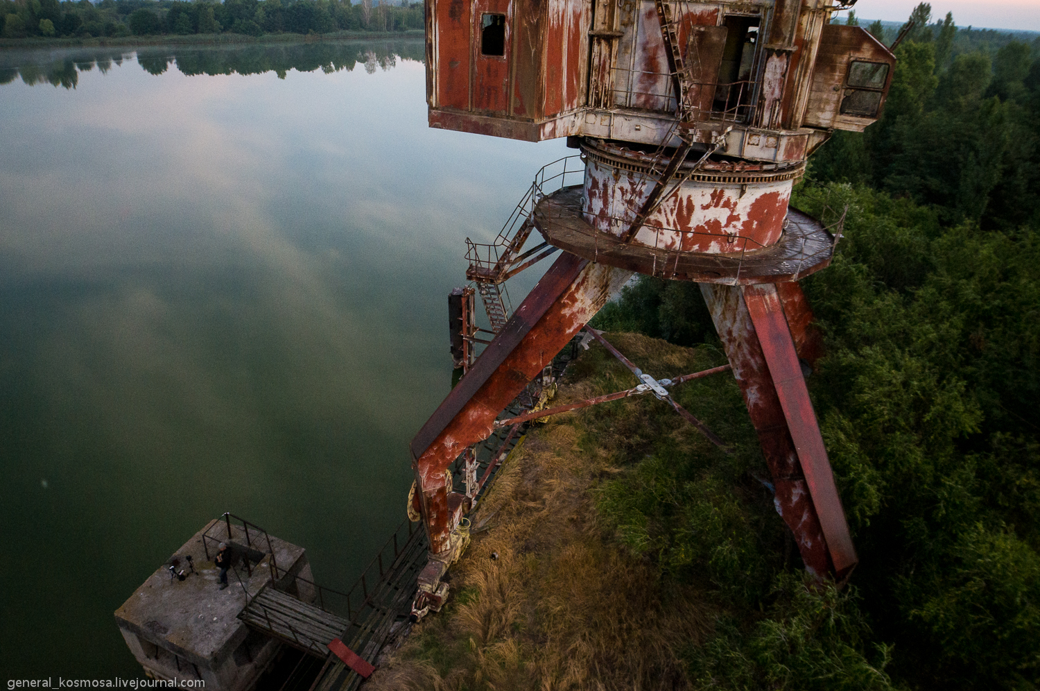 _igp1017 ILLEGAL TOURISM: CHERNOBYL ZONE BY STALKER'S EYES