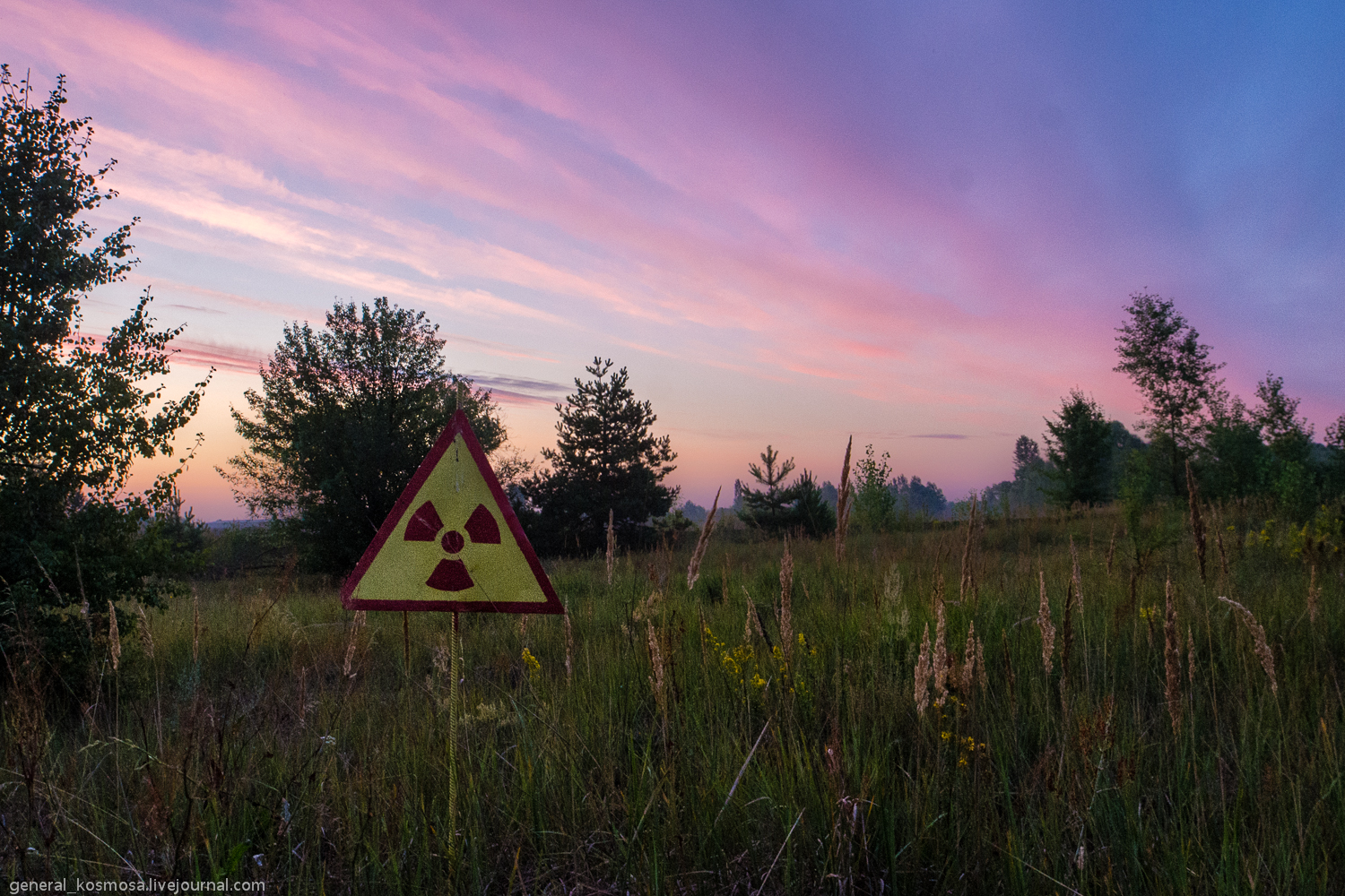 _igp1037 ILLEGAL TOURISM: CHERNOBYL ZONE BY STALKER'S EYES