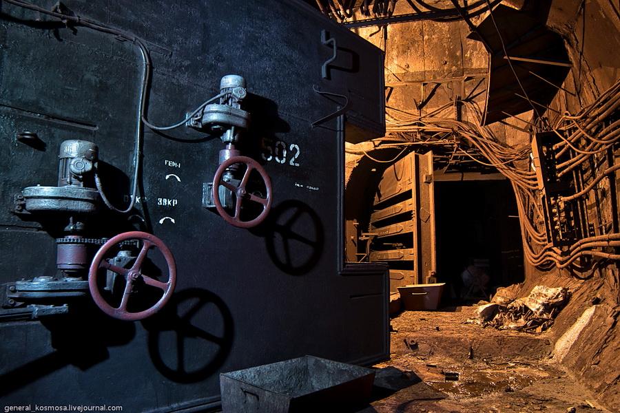 гермозатворы в туннелях киевского метро