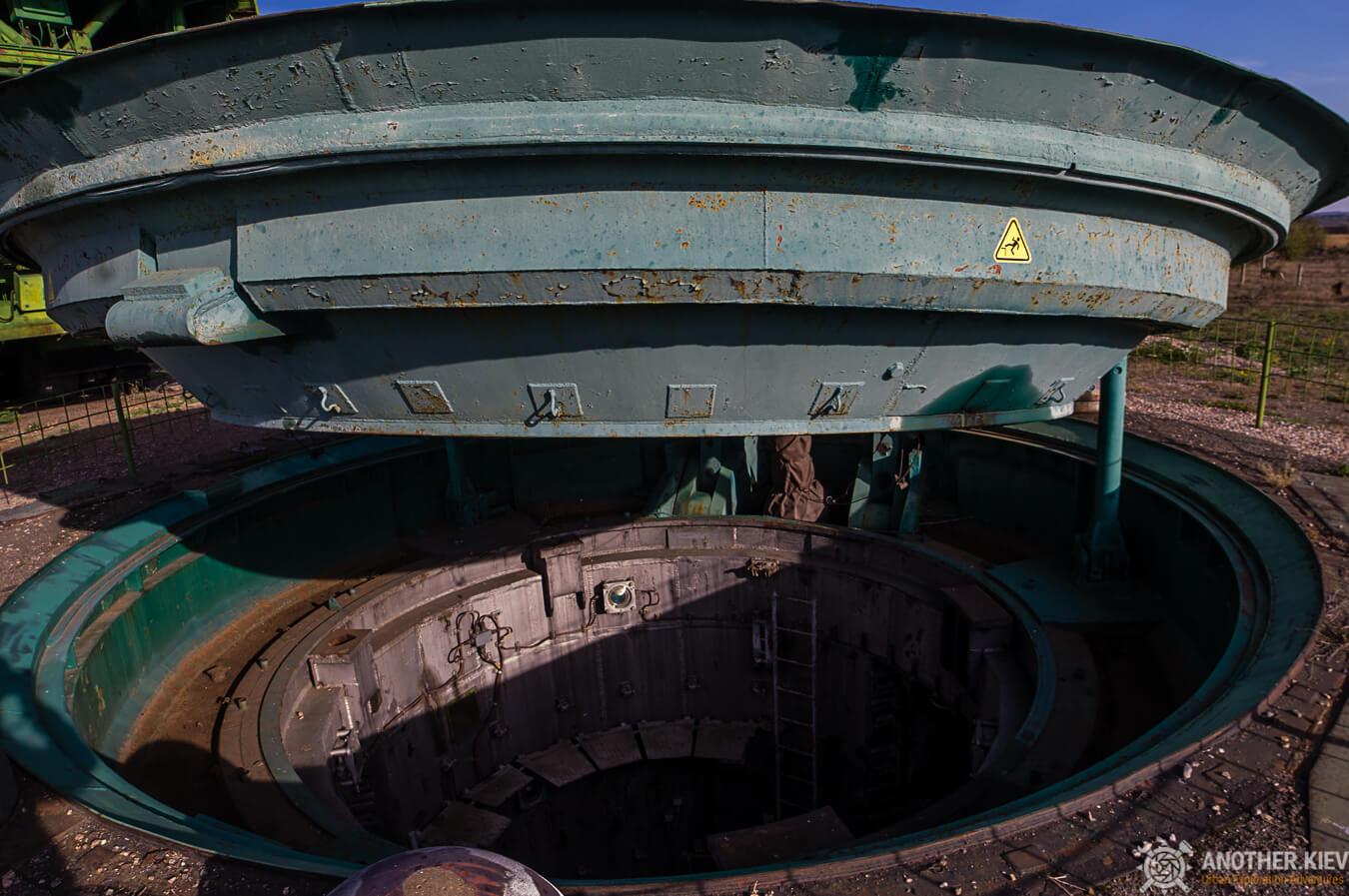 Missilo-6228 Missile Base Tour