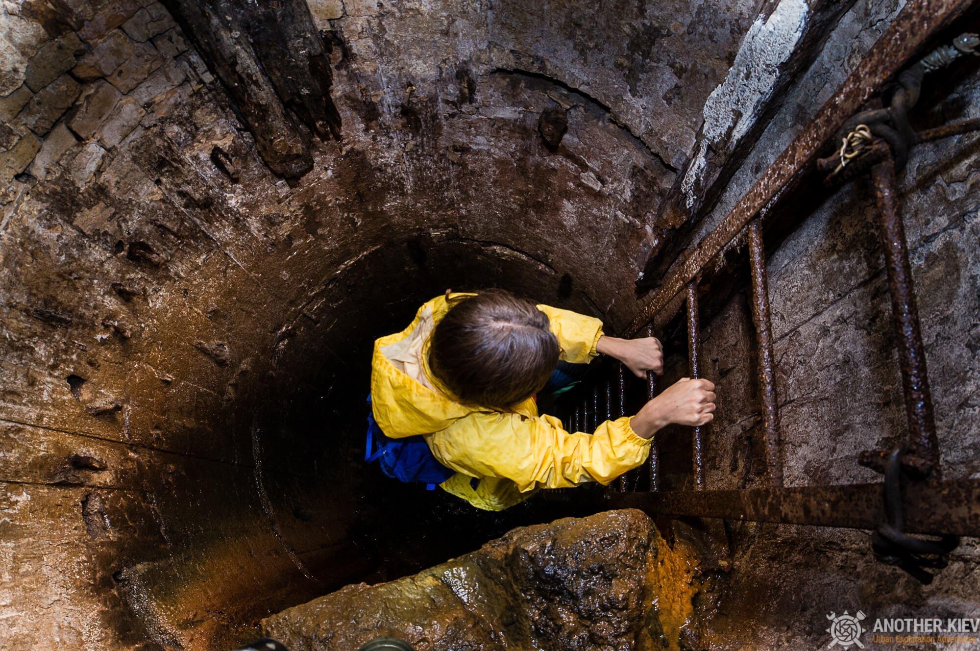 nikolka-drain_IGP03771-14 Экскурсия в подземелья Киева Никольская - 2020.01.26 16:00