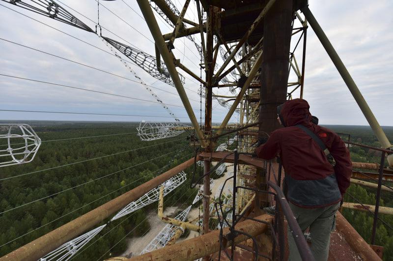 illegal-chernobyl-urbex-1009 Duga-3 The Hard Way: Going Long in Chernobyl