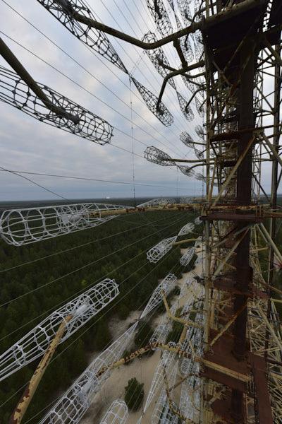 illegal-chernobyl-urbex-1013 Duga-3 The Hard Way: Going Long in Chernobyl