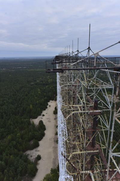 illegal-chernobyl-urbex-1026 Duga-3 The Hard Way: Going Long in Chernobyl