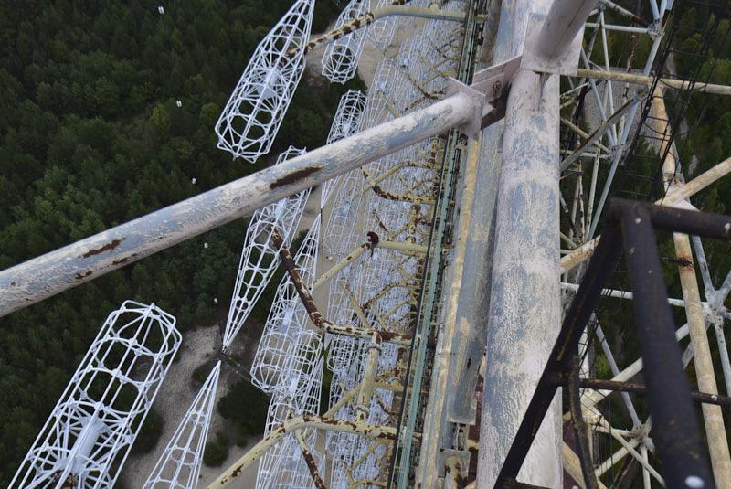 illegal-chernobyl-urbex-1032 Duga-3 The Hard Way: Going Long in Chernobyl