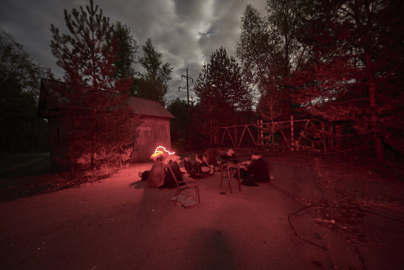illegal-chernobyl-urbex-173 Duga-3 The Hard Way: Going Long in Chernobyl