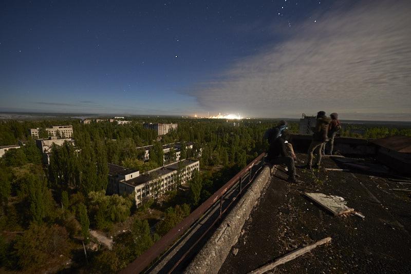 illegal-chernobyl-urbex-247 Duga-3 The Hard Way: Going Long in Chernobyl