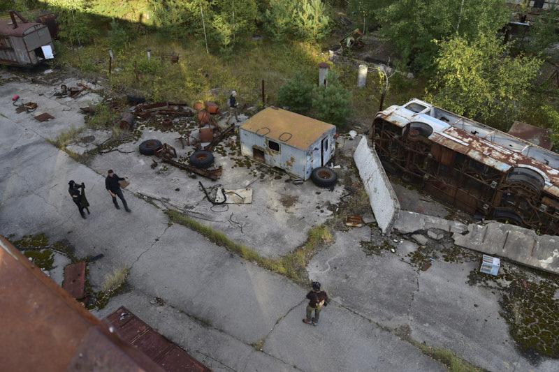 illegal-chernobyl-urbex-446 Duga-3 The Hard Way: Going Long in Chernobyl