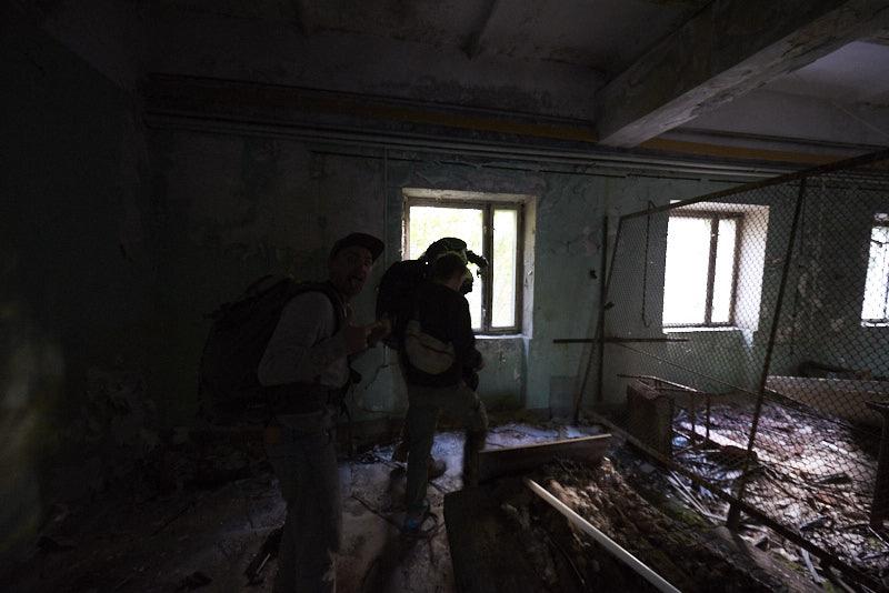 illegal-chernobyl-urbex-478 Duga-3 The Hard Way: Going Long in Chernobyl