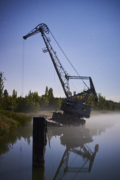 illegal-chernobyl-urbex-523 Duga-3 The Hard Way: Going Long in Chernobyl