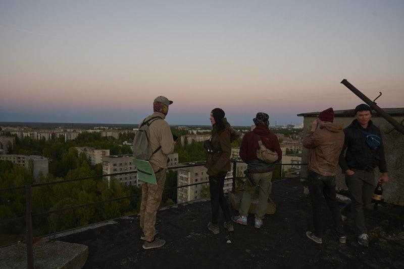 illegal-chernobyl-urbex-879 Duga-3 The Hard Way: Going Long in Chernobyl
