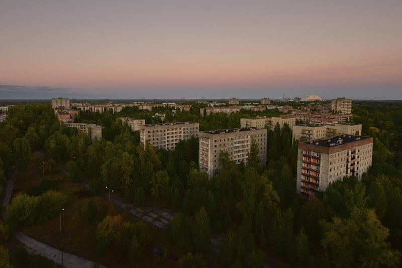 illegal-chernobyl-urbex-882 Duga-3 The Hard Way: Going Long in Chernobyl