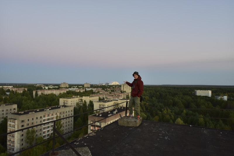 illegal-chernobyl-urbex-908 Duga-3 The Hard Way: Going Long in Chernobyl