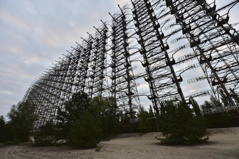 illegal-chernobyl-urbex-997 Duga-3 The Hard Way: Going Long in Chernobyl