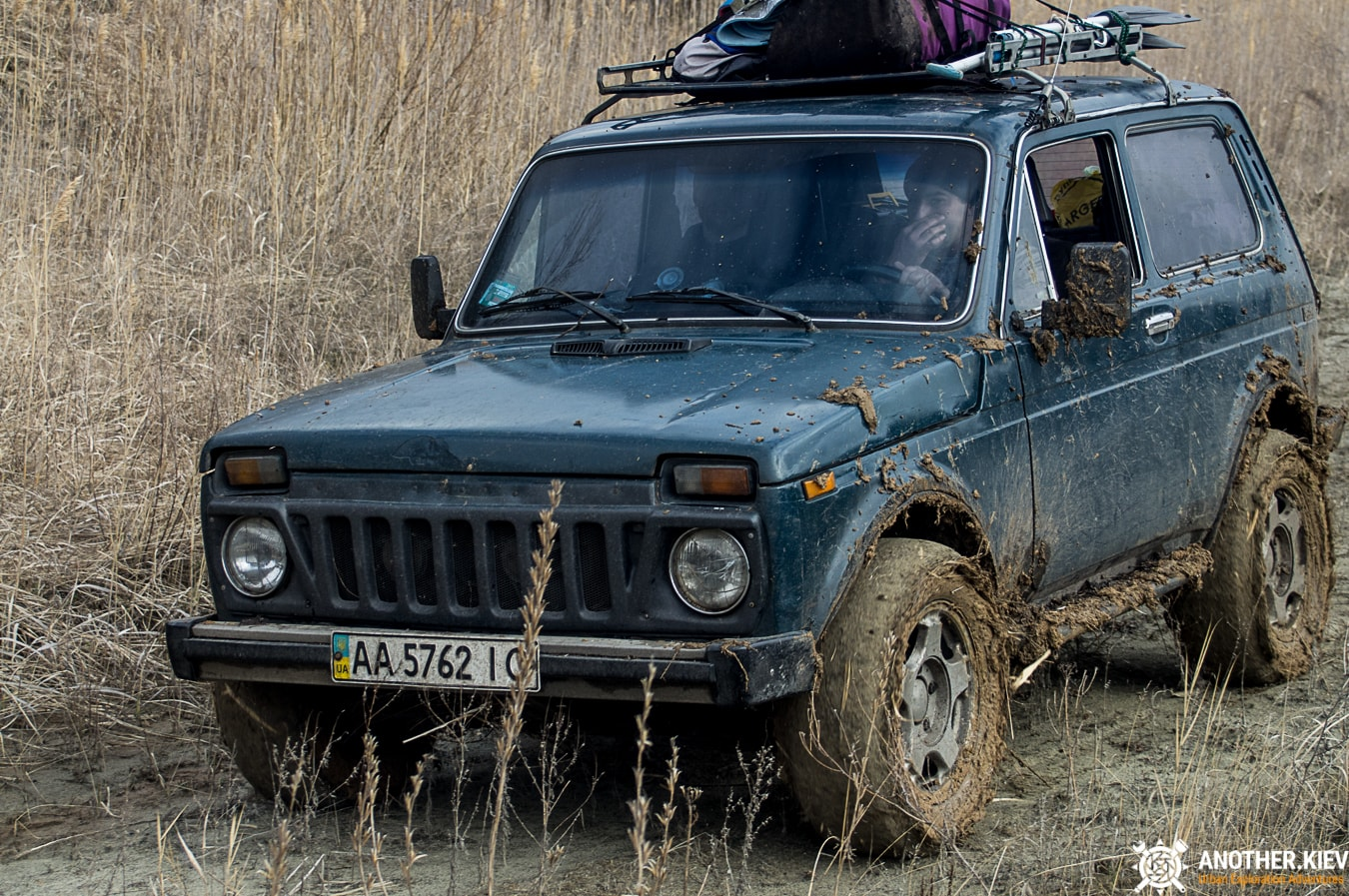 niva raw 4x4 the best soviet offroad car