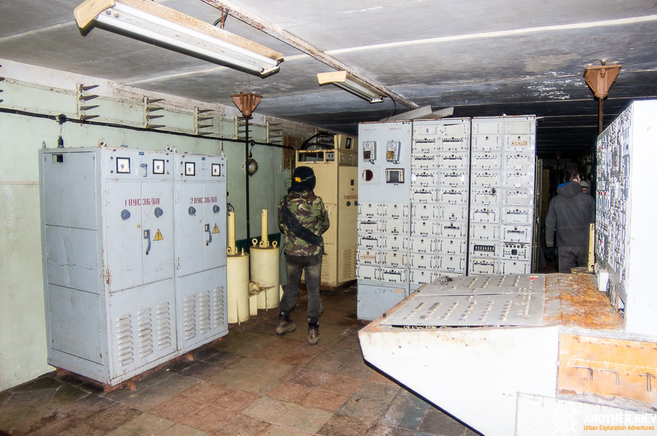 exploring-nuclear-bunker-duga-32 HIDDEN CHERNOBYL: EXPLORING NUCLEAR BUNKER  OF DUGA-3 RADAR STATION