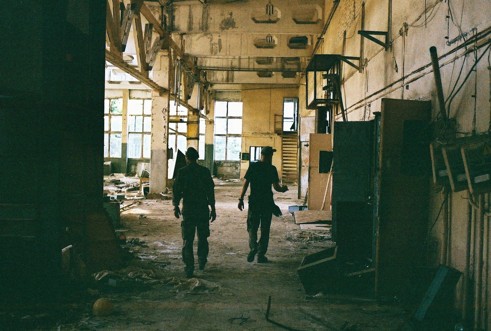 snaeking-into-chernobyl2 SNEAKING INTO CHERNOBYL