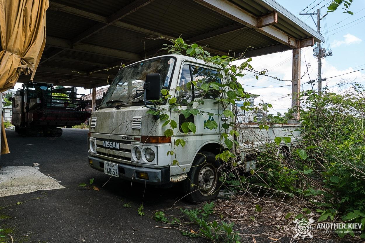 exploring-fukushima-green-namie9 THE THIRD DAY IN THE EXCLUSION ZONE OF FUKUSHIMA