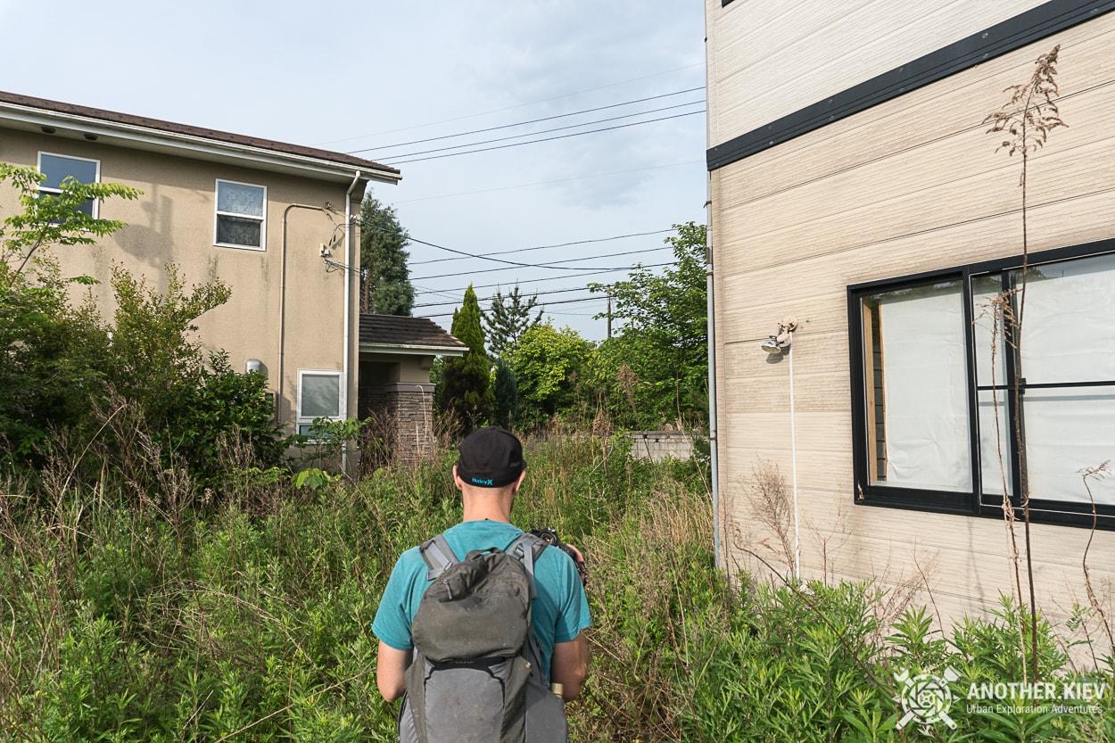 exploring urbex Fukushima