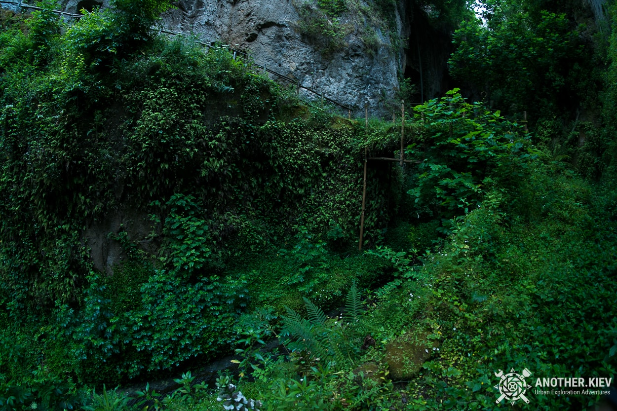 abandoned-mill-sorrento-how-to-get3 THE LOST WORLD IN THE BOWELS OF THE TOWN SORRENTO. ITALY