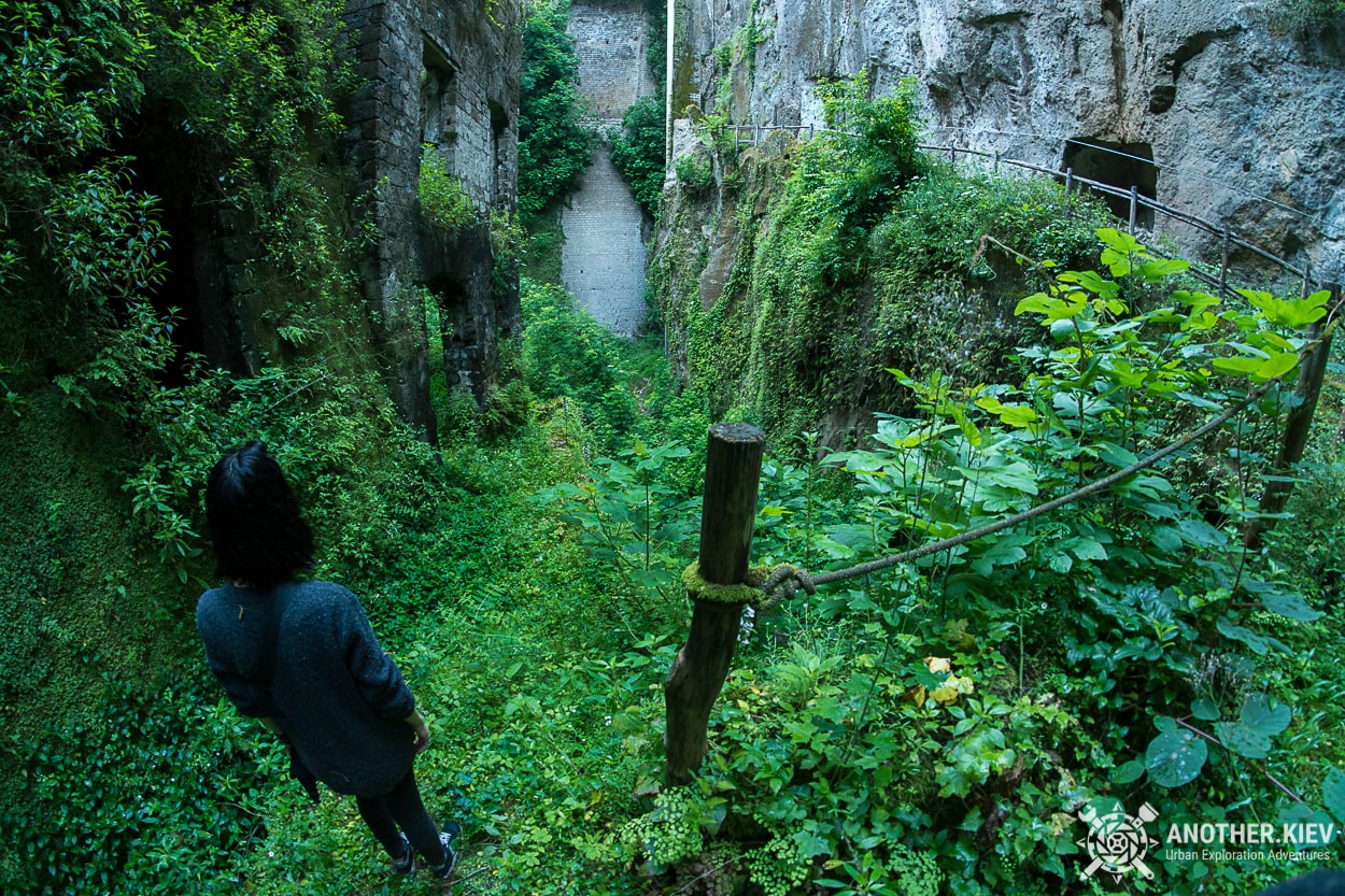abandoned-mill-sorrento-how-to-get4 THE LOST WORLD IN THE BOWELS OF THE TOWN SORRENTO. ITALY