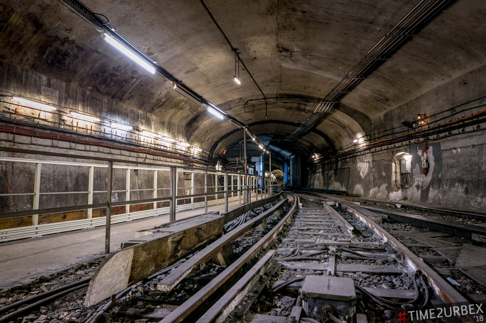 11 7 GHOST STATIONS OF THE PARIS METRO AND HOW TO GET INTO THE ILLEGALLY + UNUSUAL TUNNELS + RER