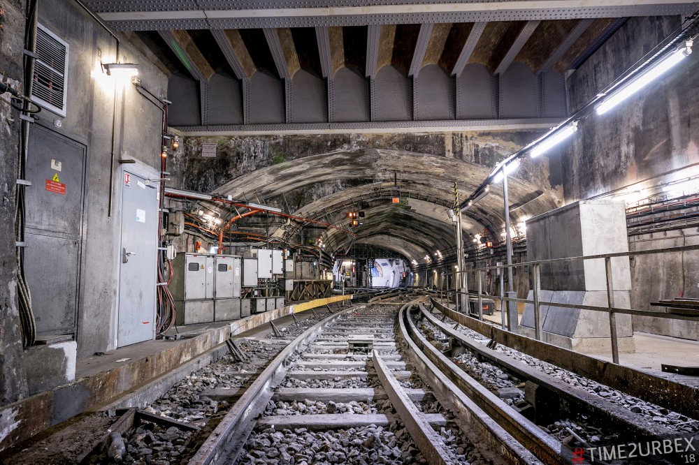 12-1 7 GHOST STATIONS OF THE PARIS METRO AND HOW TO GET INTO THE ILLEGALLY + UNUSUAL TUNNELS + RER