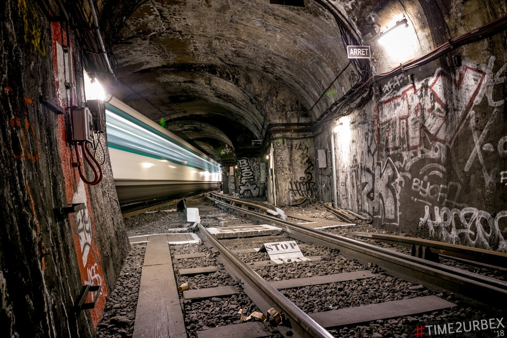 21 7 GHOST STATIONS OF THE PARIS METRO AND HOW TO GET INTO THE ILLEGALLY + UNUSUAL TUNNELS + RER
