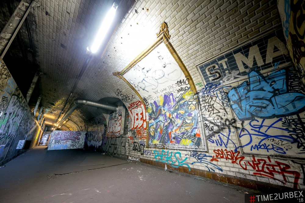 25 7 GHOST STATIONS OF THE PARIS METRO AND HOW TO GET INTO THE ILLEGALLY + UNUSUAL TUNNELS + RER