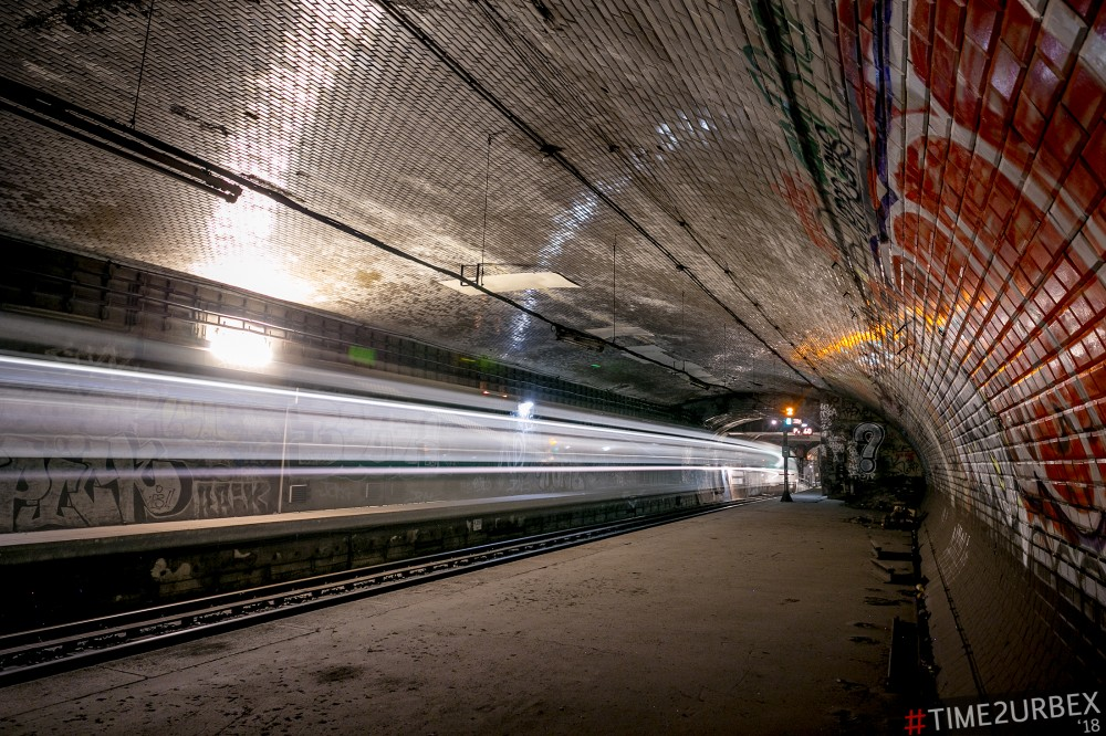 37 7 GHOST STATIONS OF THE PARIS METRO AND HOW TO GET INTO THE ILLEGALLY + UNUSUAL TUNNELS + RER