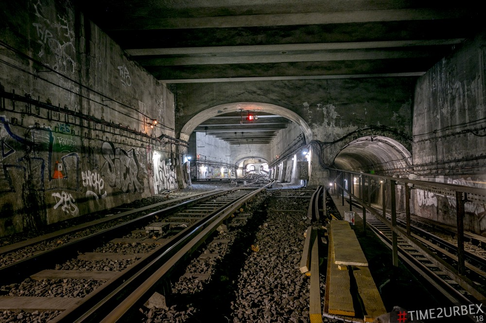 48 7 GHOST STATIONS OF THE PARIS METRO AND HOW TO GET INTO THE ILLEGALLY + UNUSUAL TUNNELS + RER