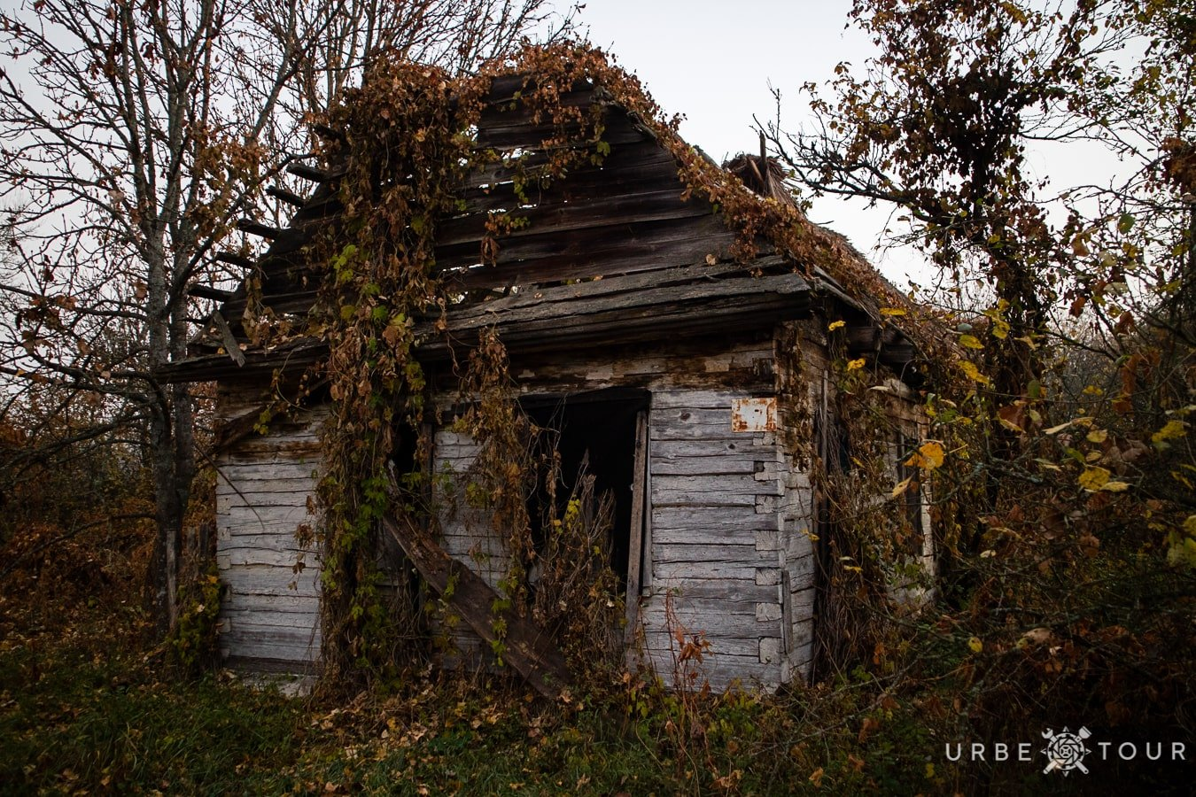 abandoned house 31 year after