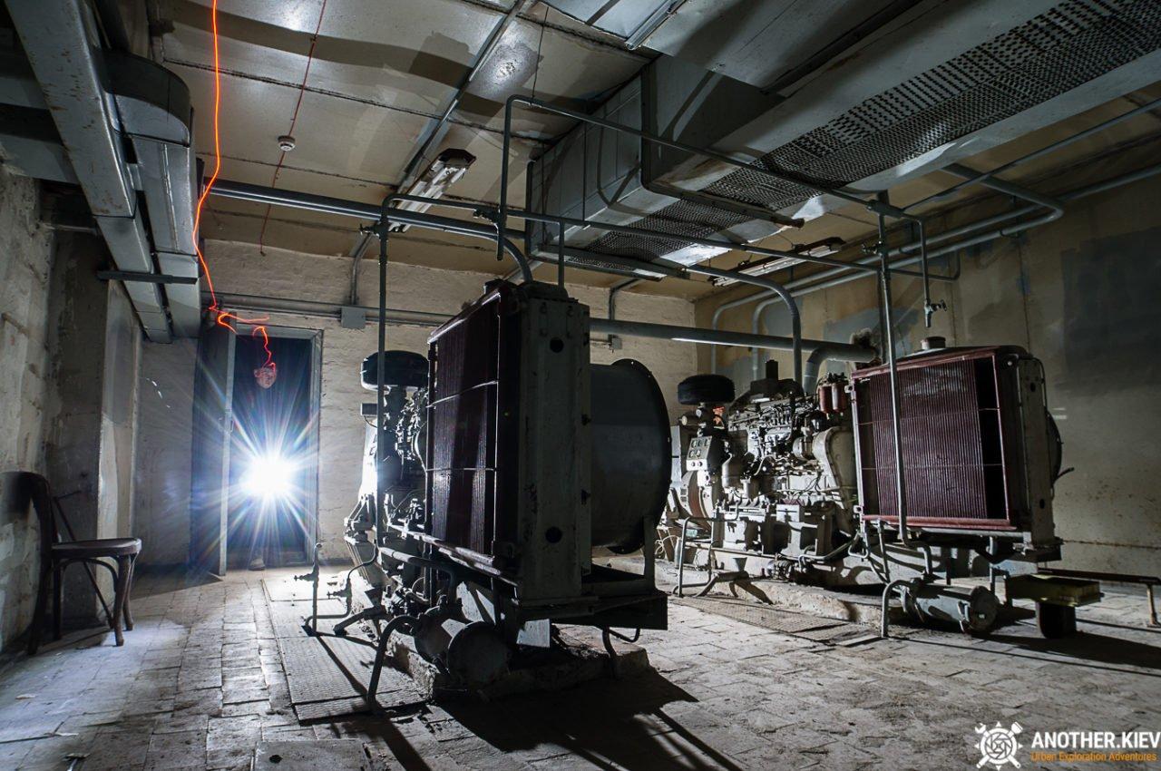 nuclear-bunker kiev tour urbextour