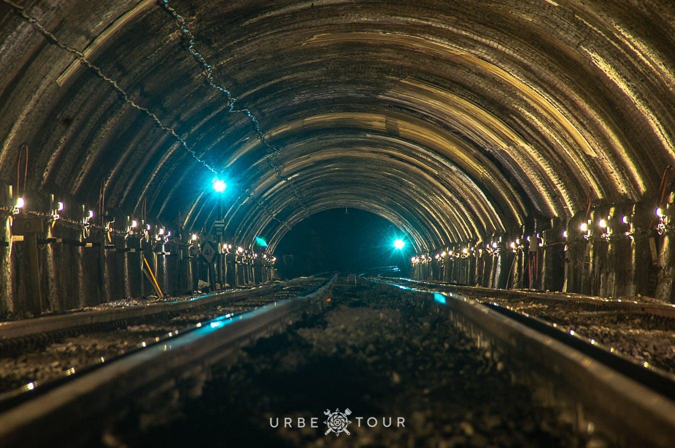 urbex tunnels liverpool metro