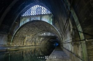 biggest underground river in Paris