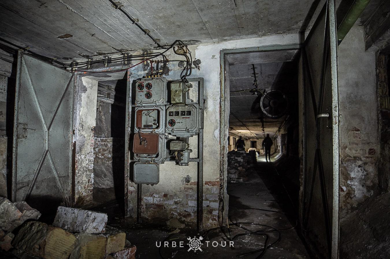 F-4-Rakosi-Bunker-budapest-8 Спецобъект Ф-4 - бункер коммуниста Ракоси в центре Будапешта
