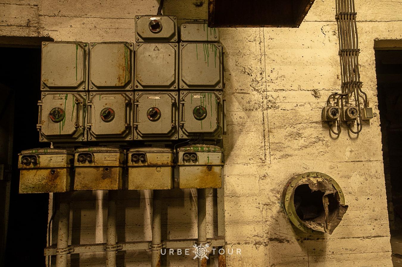 F-4-Rakosi-Bunker-budapest23 Спецобъект Ф-4 - бункер коммуниста Ракоси в центре Будапешта