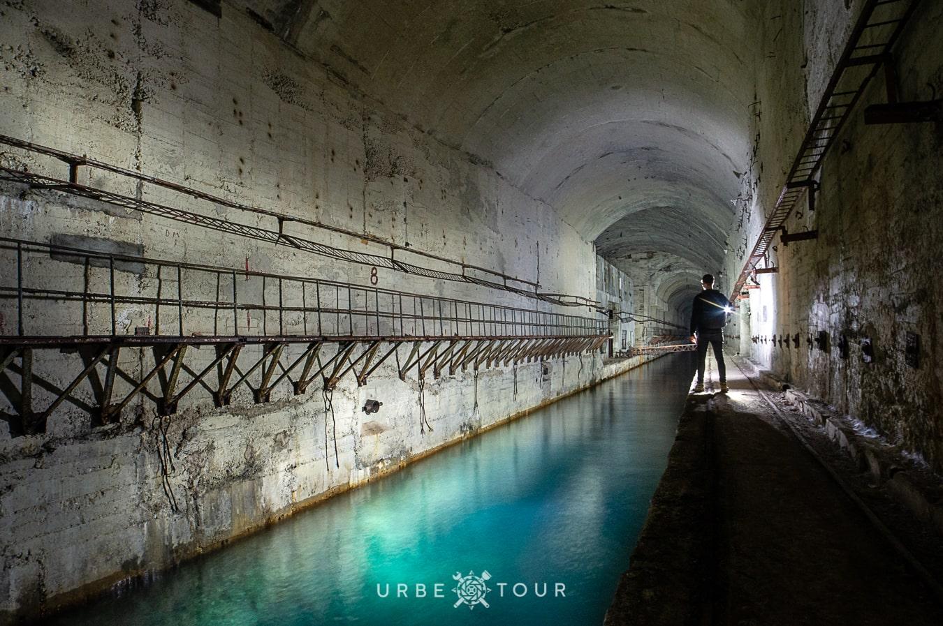 Exploring Albania Porto Palermo Submarine Base Urbex Tour