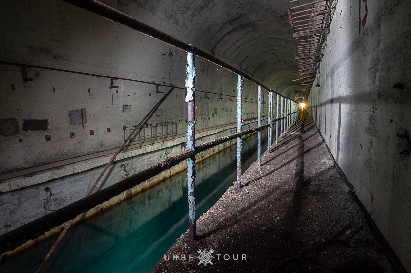 porto-palermo-submarine-base-albania-5 Подземная база для подводных лодок в Порто Палермо, Албания
