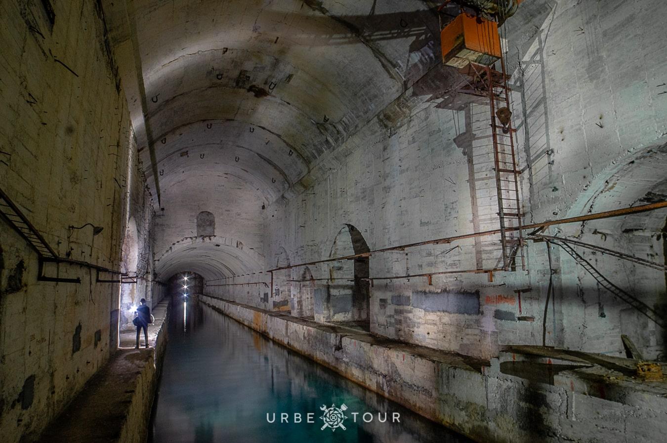 porto-palermo-submarine-base-albania-8 Подземная база для подводных лодок в Порто Палермо, Албания