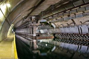 Объект К-825 находится в Балаклавской бухте