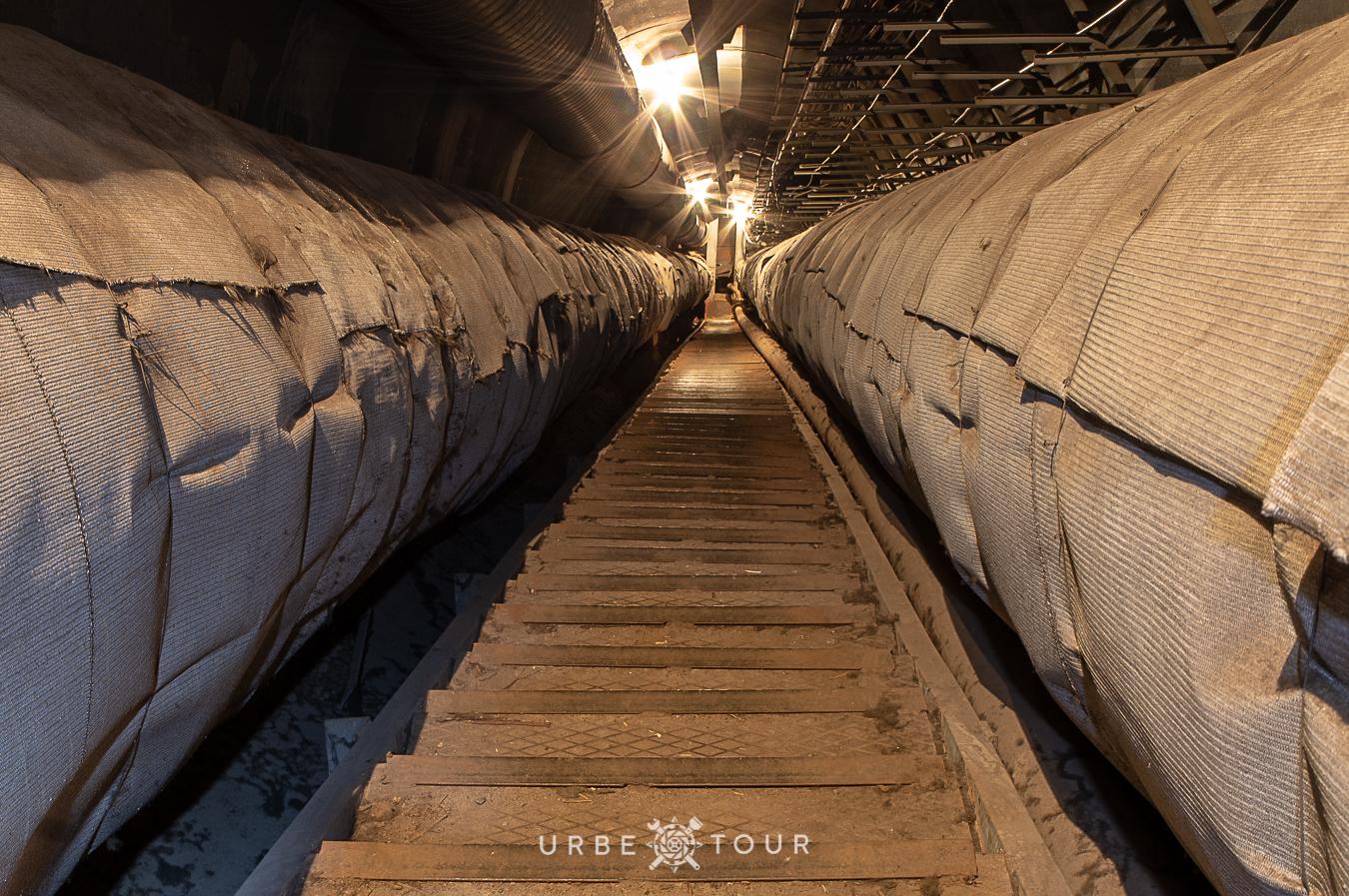 туннель под днепром