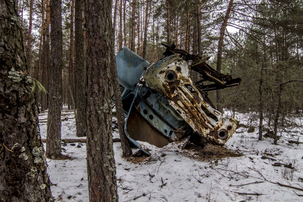 chernobyl-urbextour-37 REPORT - CHERNOBYL ZONE OF ALIENATION - 5 DAYS IN THE COLD - WINTER 2018