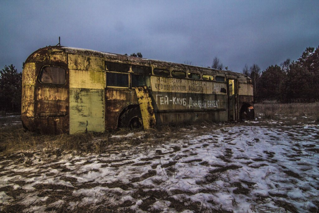 chernobyl-urbextour-39 REPORT - CHERNOBYL ZONE OF ALIENATION - 5 DAYS IN THE COLD - WINTER 2018
