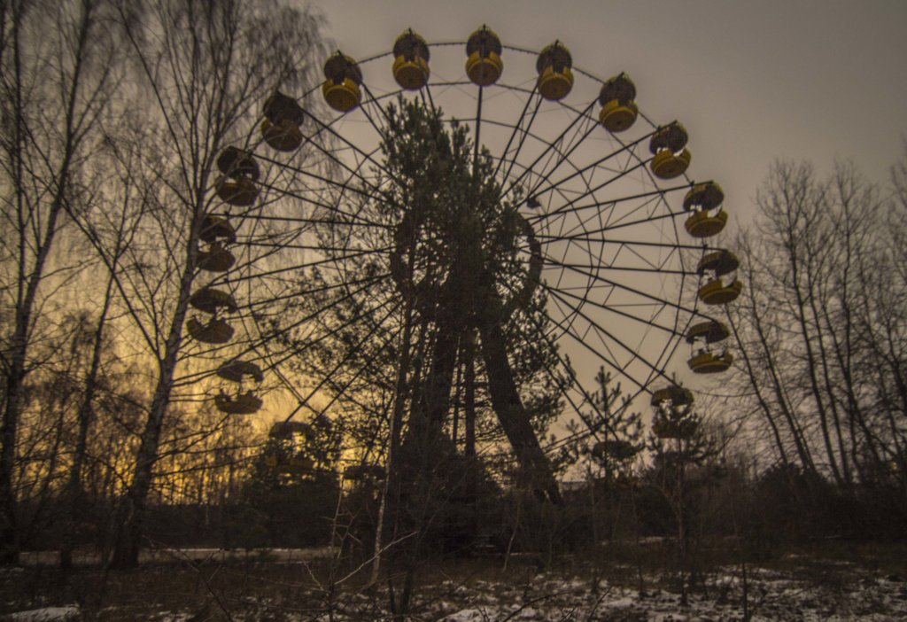 chernobyl-urbextour-43 REPORT - CHERNOBYL ZONE OF ALIENATION - 5 DAYS IN THE COLD - WINTER 2018
