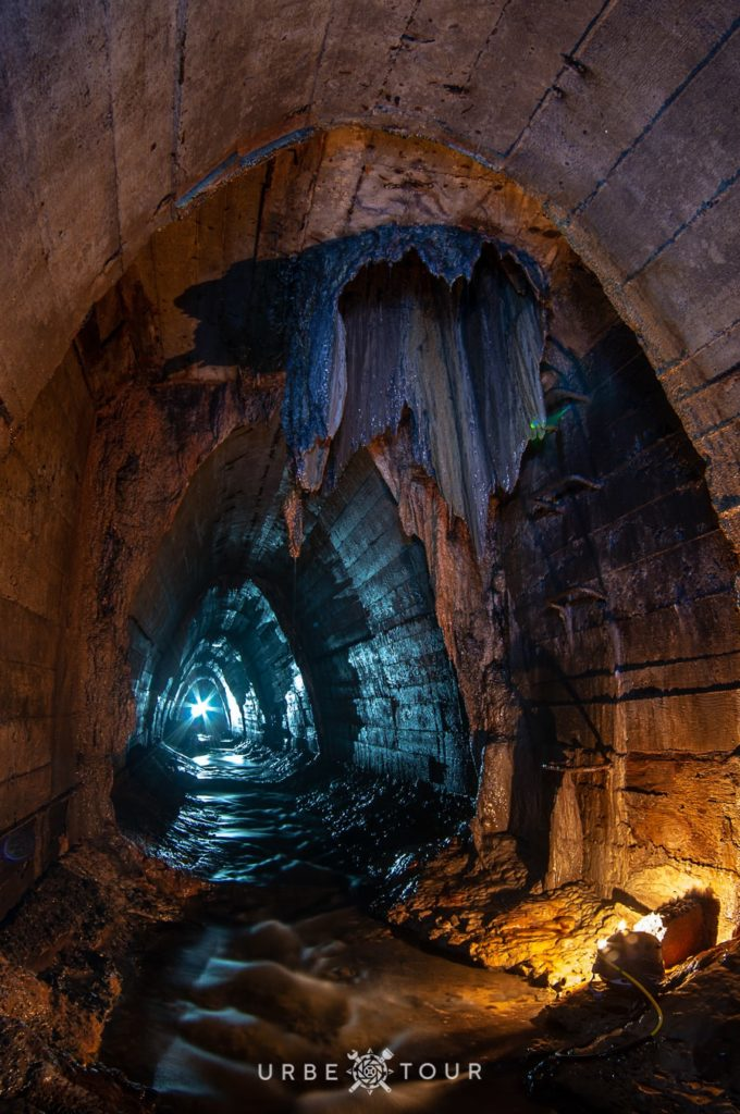 Kyiv underground river tour