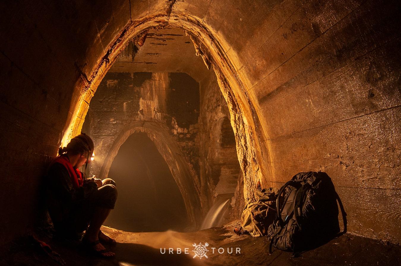 underground river kyiv